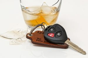 drinking and driving alcohol keys